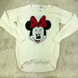 Disney Minnie Mouse Pull Over Sweater